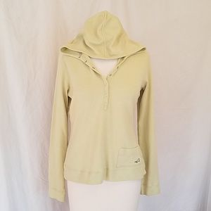 💥 Horny Toad Hooded Top Size S